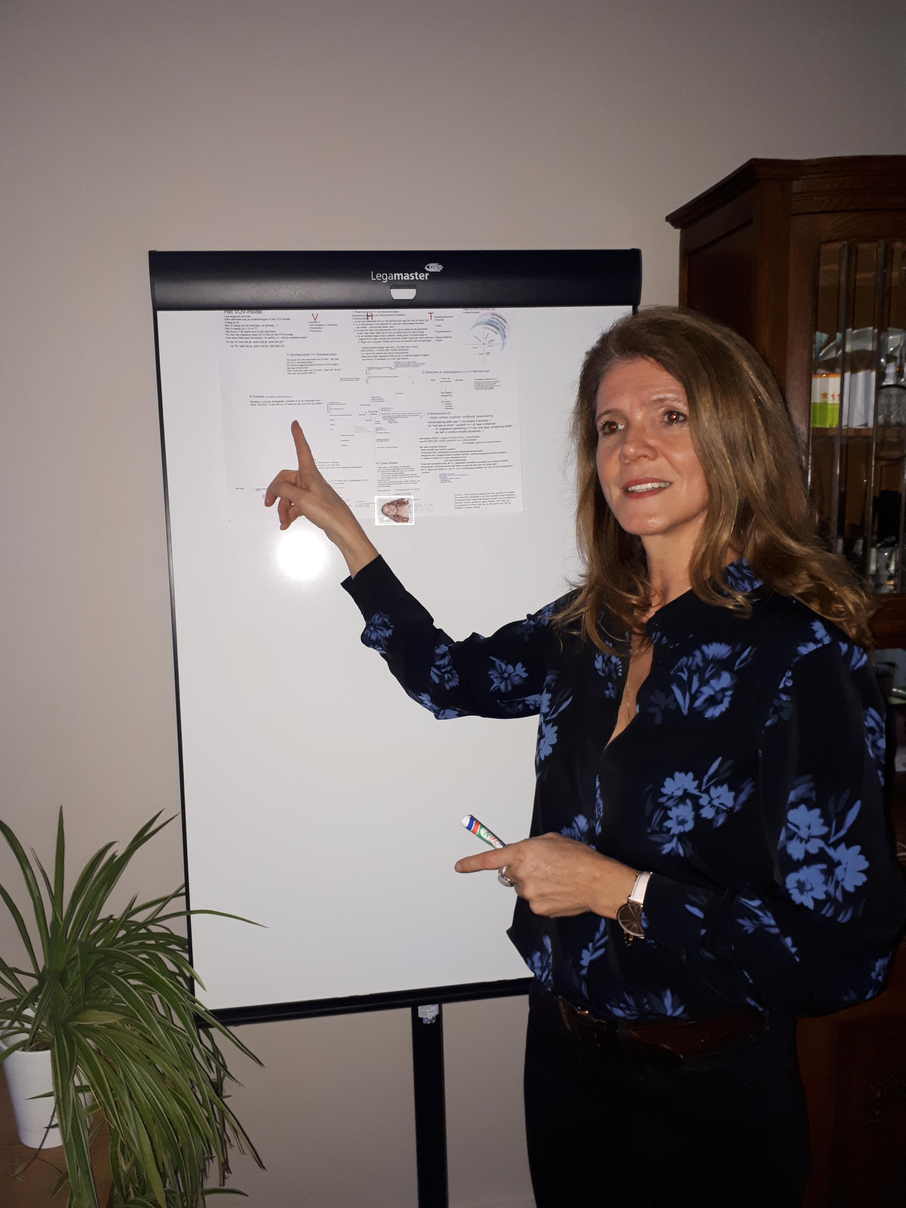 Online therapie coaching